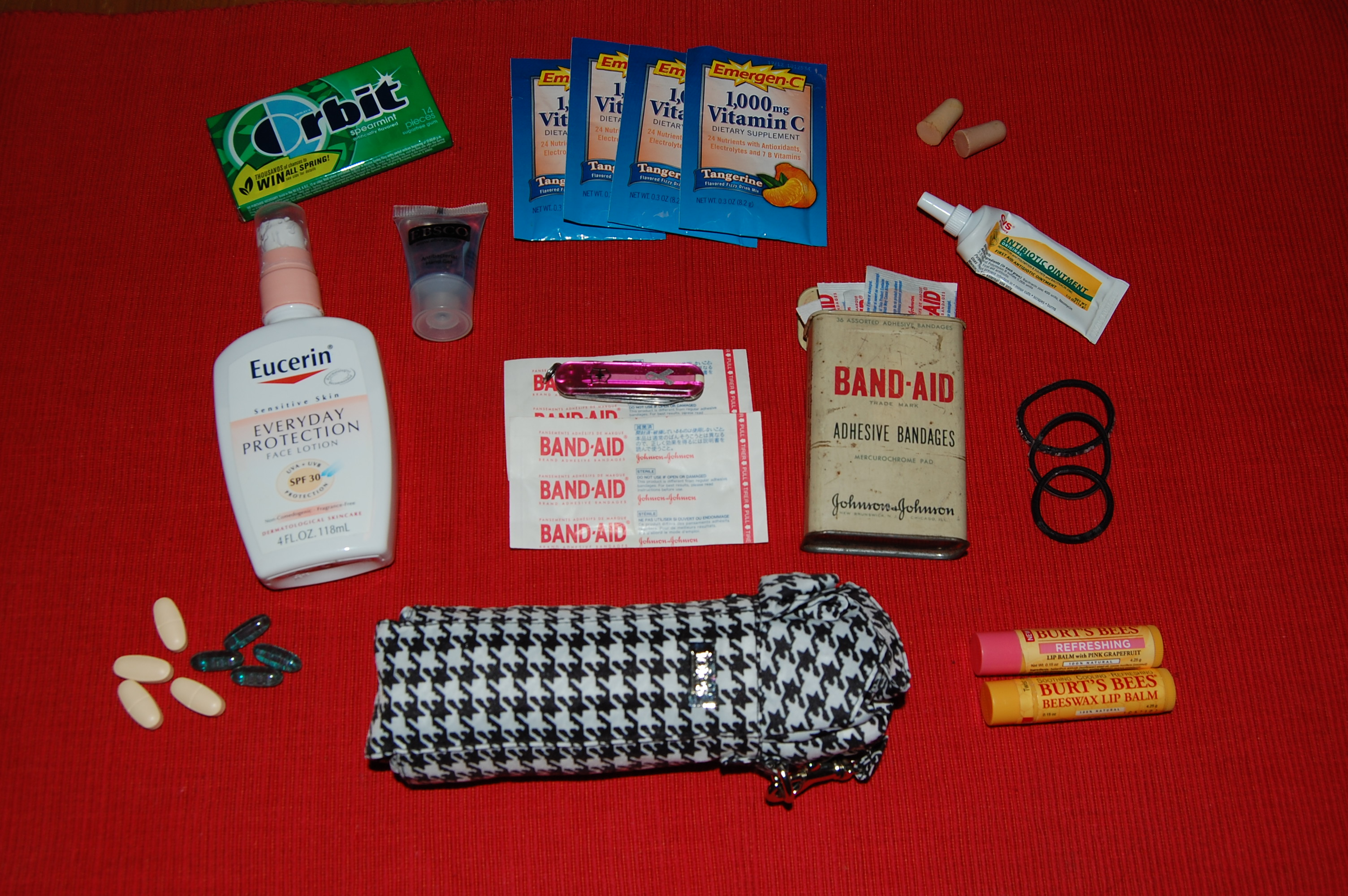 How to Make a Hangover Survival Kit   eHow
